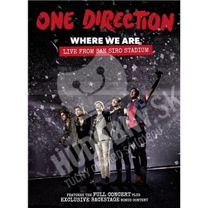 One Direction - Where We Are (Live From San Siro Stadium) od 15,49 €