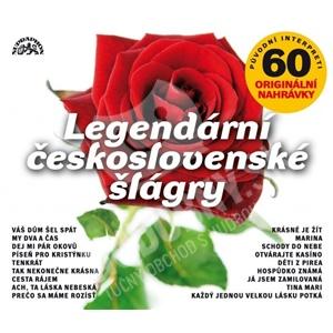 VAR - Legendární československé šlágry 60 od 13,49 €