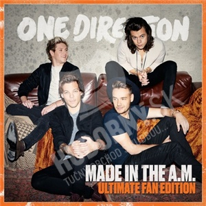 One Direction - Made In The A.M. (Ultimate Fan Edition) od 59,99 €