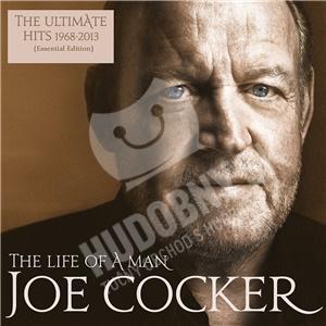 Joe Cocker - The Life of a Man-the Ultimate Hits 1968-2013 (2x Vinyl) od 28,99 €