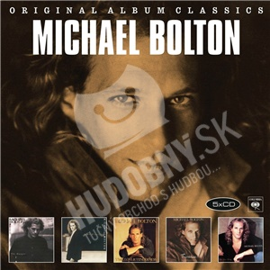 Michael Bolton - Original Album Classics (5CD) od 24,99 €