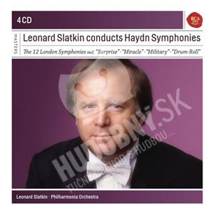 Leonard Slatkin - Leonard Slatkin Conducts Haydn Symphonies (4CD) od 14,99 €