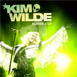 Kim Wilde - Aliens Live (Limited Neon Orange 2x Vinyl) od 22,79 €