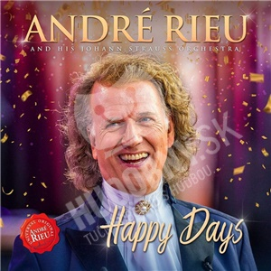 André Rieu - Happy Days od 15,99 €