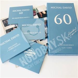 Michal David - 60 - Speciální edice (3CD+DVD) od 37,79 €