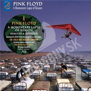 Pink Floyd - A Momentary Lapse Of Reason (CD+DVD) od 46,99 €